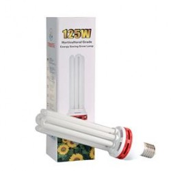 BULBO TRILITE CFL GROW 125W