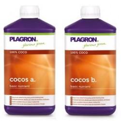 PLAGRON  COCOS A+B  2X1 L