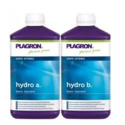 PLAGRON HYDRO A+B  2X5 L