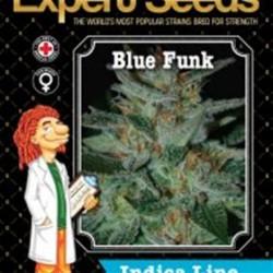 BLUE FUNK  * EXPERT SEEDS 25 SEMI FEM