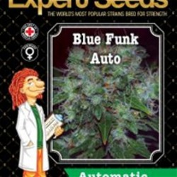 BLUE FUNK AUTO * EXPERT SEEDS 10 SEMI FEM