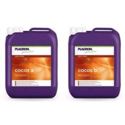 PLAGRON  COCOS A+B 2X10 L