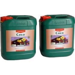 CANNA COCO  A+B 2 X 10L